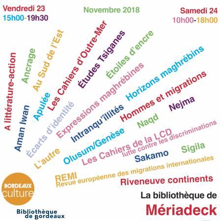 23 – 24 nov // Salon des Revues Plurielles