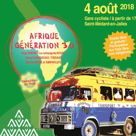 15ème festival des Pays du Sahel, St-Médard-en-Jalles