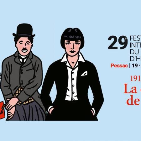 19 – 26 nov // 29e Festival International du Film d'Histoire de Pessac