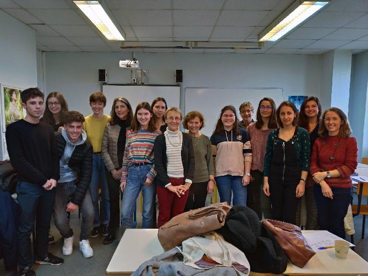 avec Palmira et Michèle (11/12/2019)